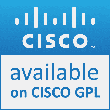 cisco gpl