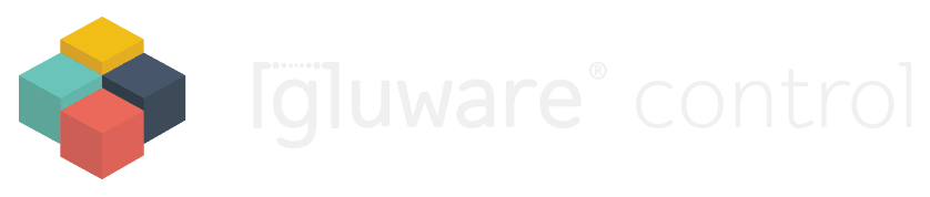 Gluware control
