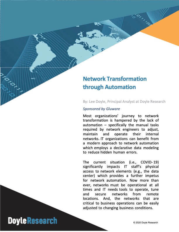 Doyle Research Transformation through Automation
