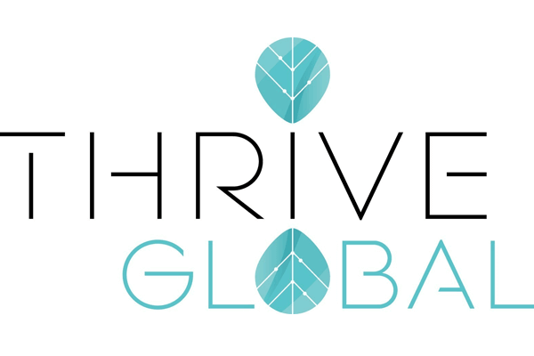 "Jeff Gray of Gluware: ""Life, business, projects are a marathon, not a sprint"" - Thrive Global Logo"