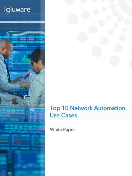 Top 10 Network Automation Use Cases - top 10