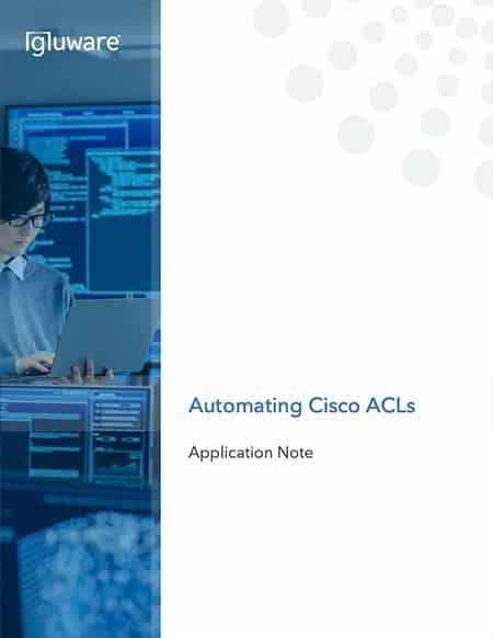 Network Security - cisco acl